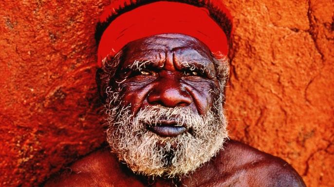 aboriginal male