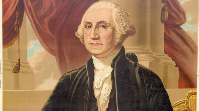 George Washington. (Credit: Getty Images)
