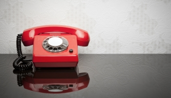 retro telephone, cold war