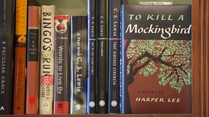 to kill a mockingbird, banned books