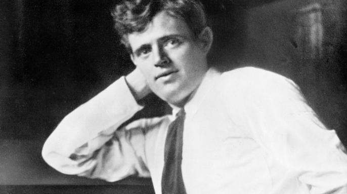 Author Jack London