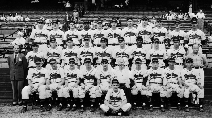 The 1948 Cleveland Indians (