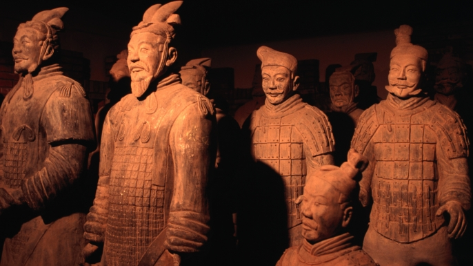 the influence of the china ancient