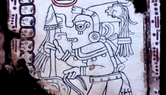 New Study Confirms Ancient Maya Codex is Genuine