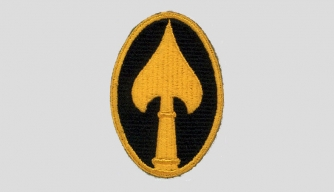 Office of Strategic Services Insignia. (Credit: Public Domain)