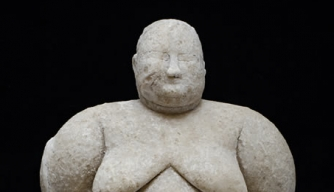 Archaeologists Uncover 8,000-Year-Old Goddess Figurine in Central Turkey
