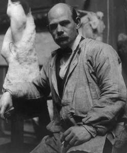 Gutzon Borglum (Credit: Library of Congress)