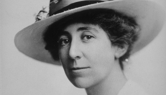 7 Things You May Not Know About Jeannette Rankin