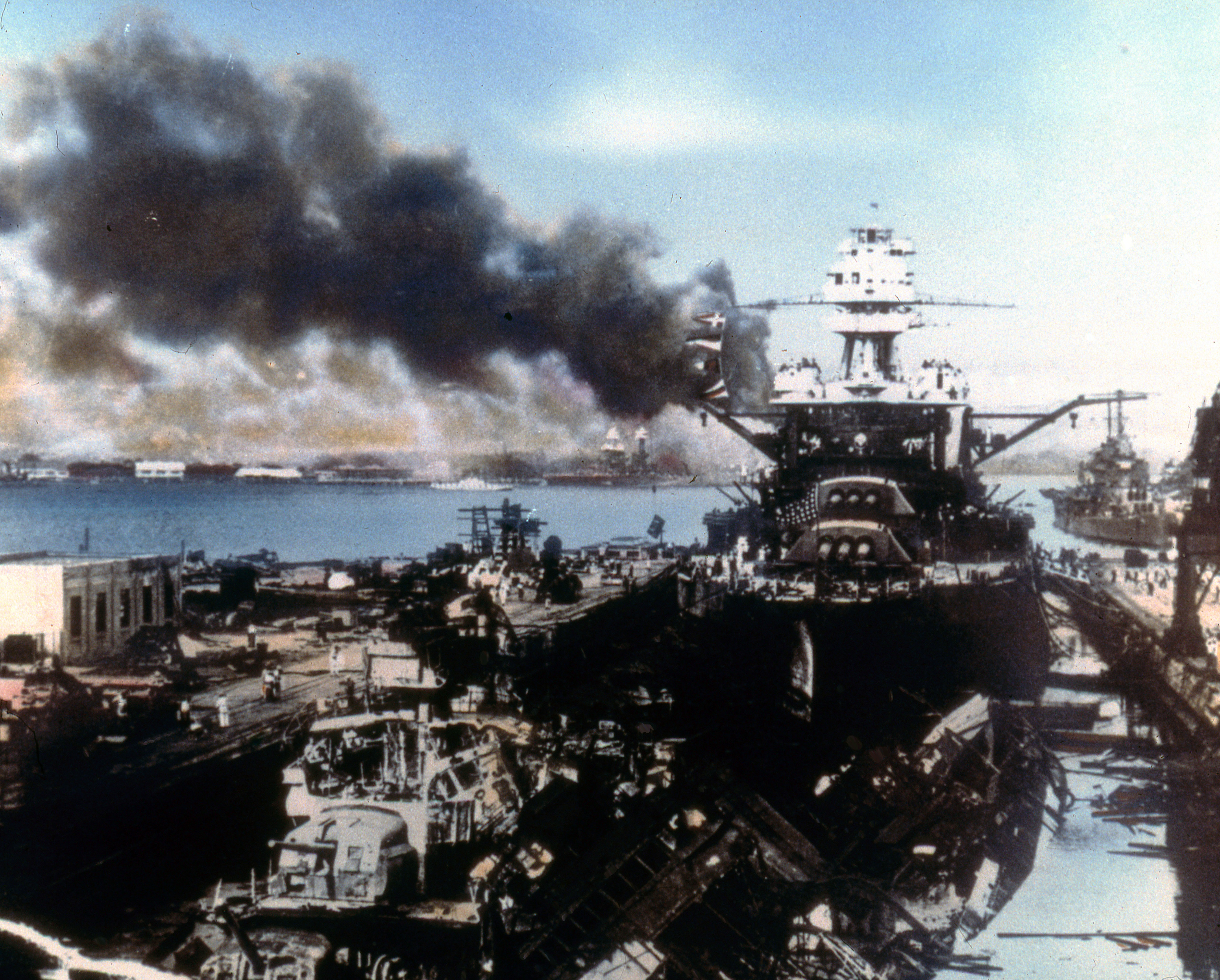Abe won't apologize for Pearl Harbor
