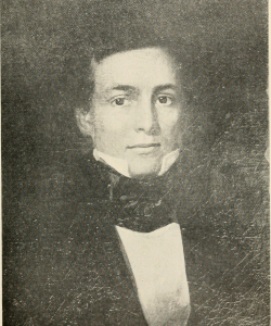 Stevens T. Mason. (Credit: Public Domain)