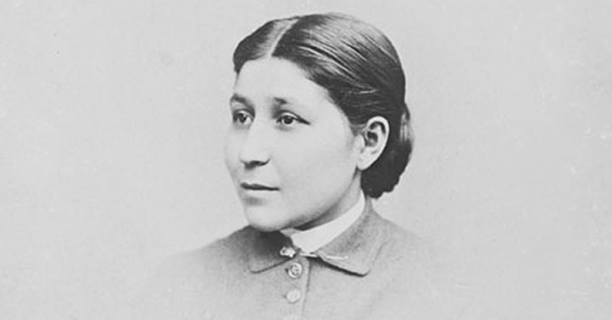 Remembering the First Native American Woman Doctor
