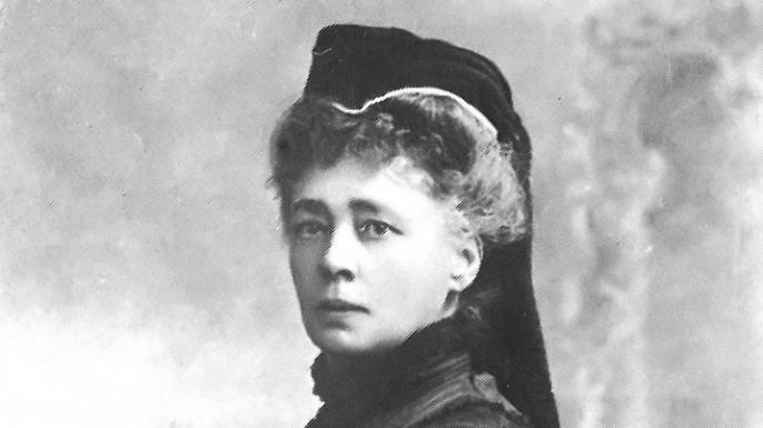 Bertha von Suttner. (Credit: Public Domain)