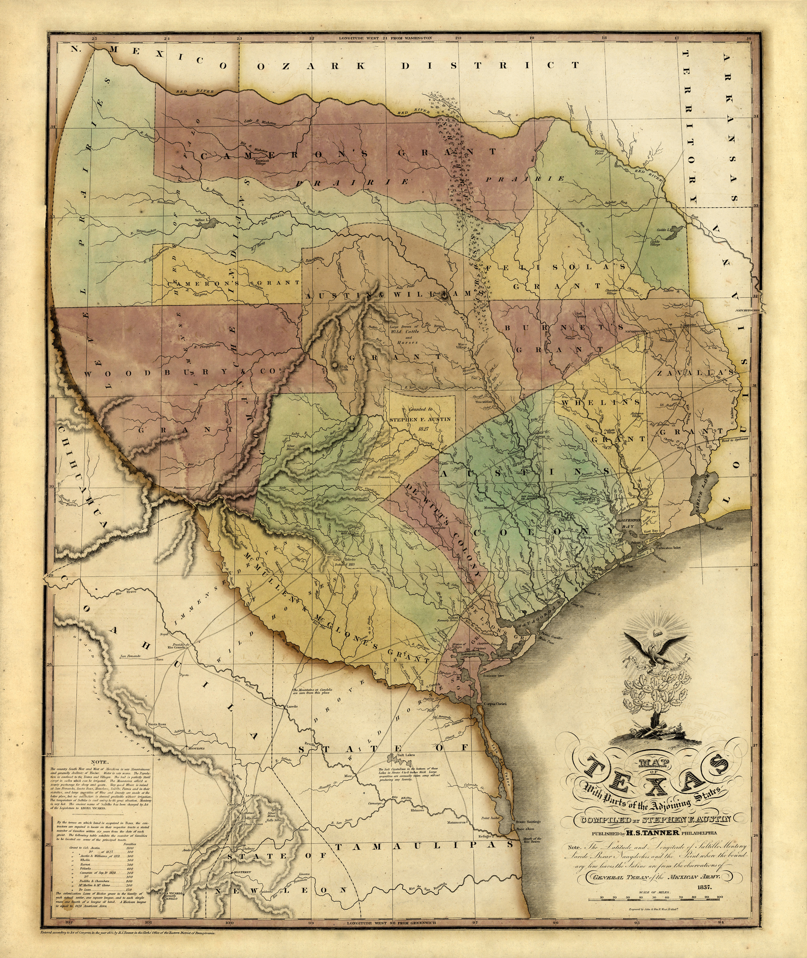 ShortLived Republics In The United States History Lists - Map usa early 1800s
