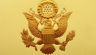 The Seal of the president of the United States is used to mark correspondence from the U.S. president to the United States Congress, and is also used as a symbol of the presidency. (Credit: sassy1902 / www.istockphoto.com)