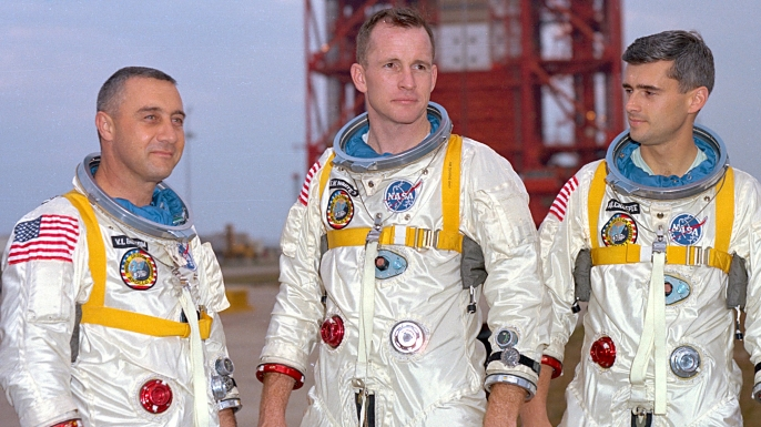 apollo 2 crew - photo #21