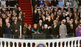 10 Unexpected Moments in Presidential Inauguration History