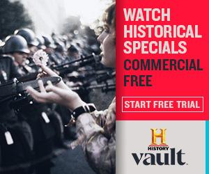 History Vault Promo