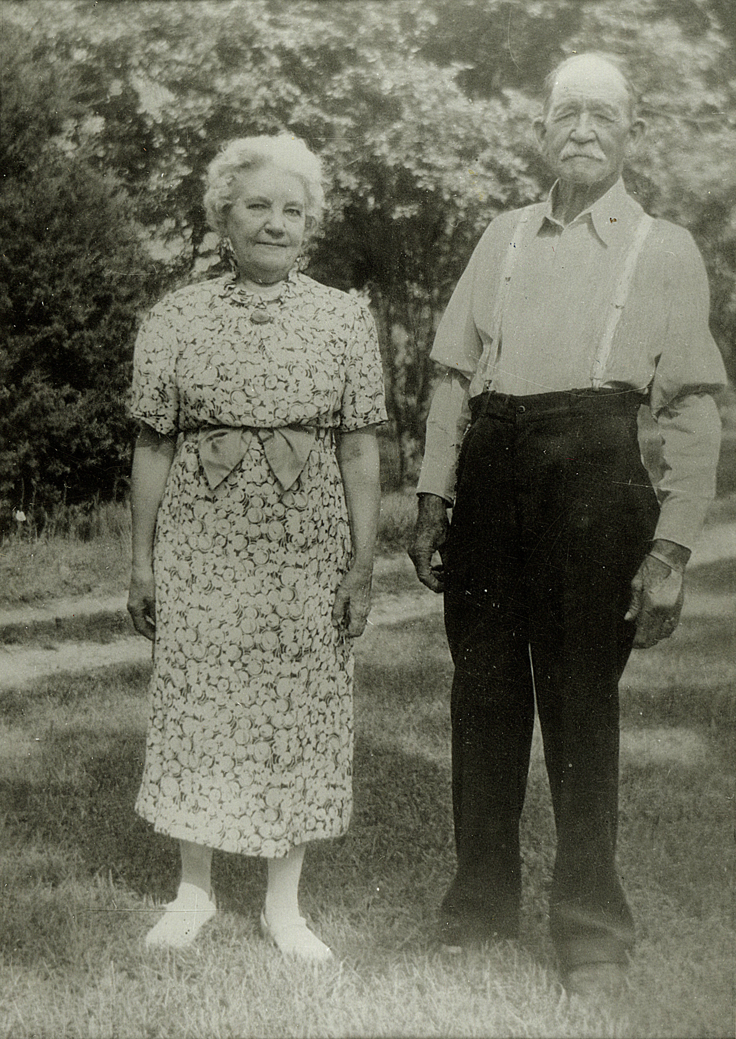 Laura Ingalls Wilder And Husband Almanzo Wilder