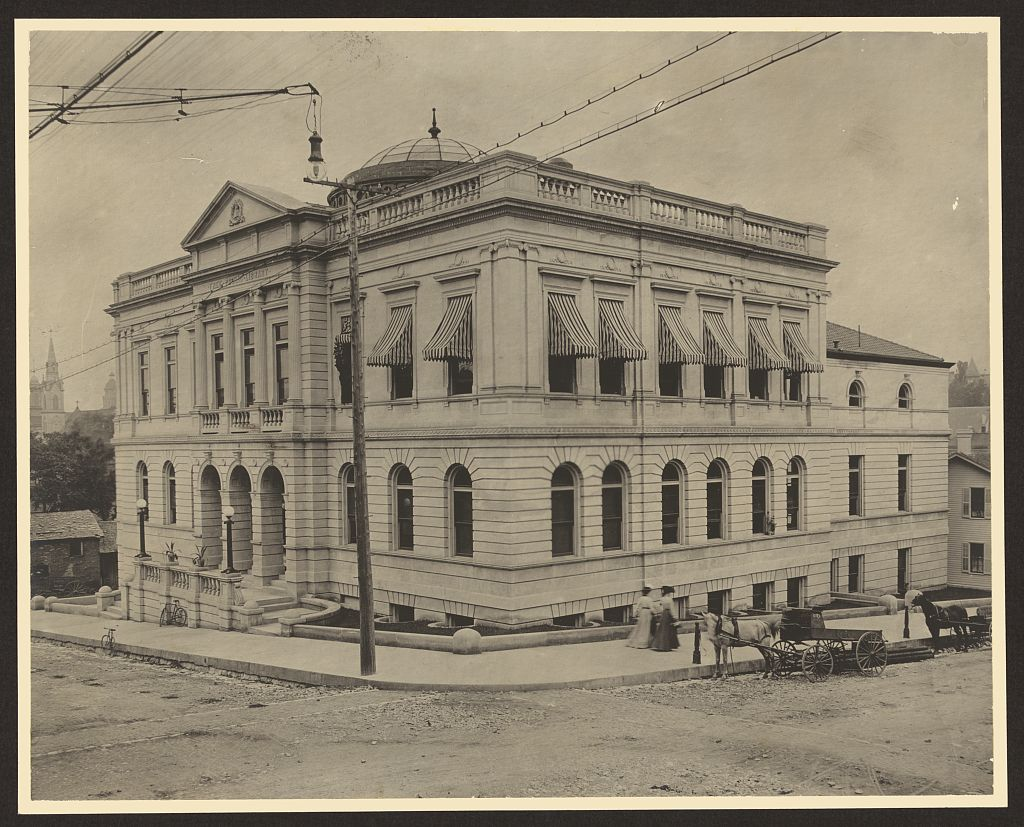 Andrew Carnegie's Surprising Legacy - History in the Headlines Andrew Carnegie Library