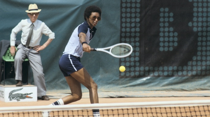 Roland Garros, Arthur Ashe, In June 1978.  (Credit: Keystone-France/Gamma-Keystone/Getty Images)