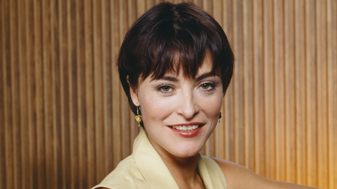 "Amanda Donohoe as Cara Jean 'C.J.' Lamb from ""L.A. Law.""  (Credit: Chris Haston/NBC/NBCU Photo Bank/Getty Images)"