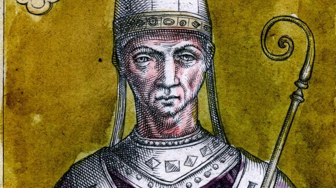 Pope John X.