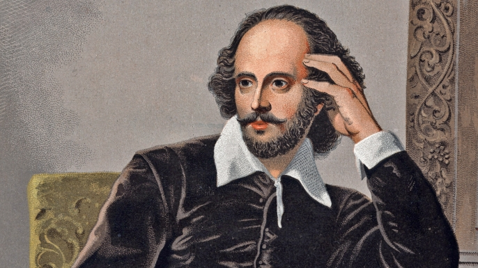 William Shakespeare. (Credit: Universal History Archive/Getty images)