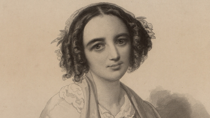 Portrait of Fanny Mendelssohn Hensel. (Credit: Fine Art Images/Heritage Images/Getty Images)