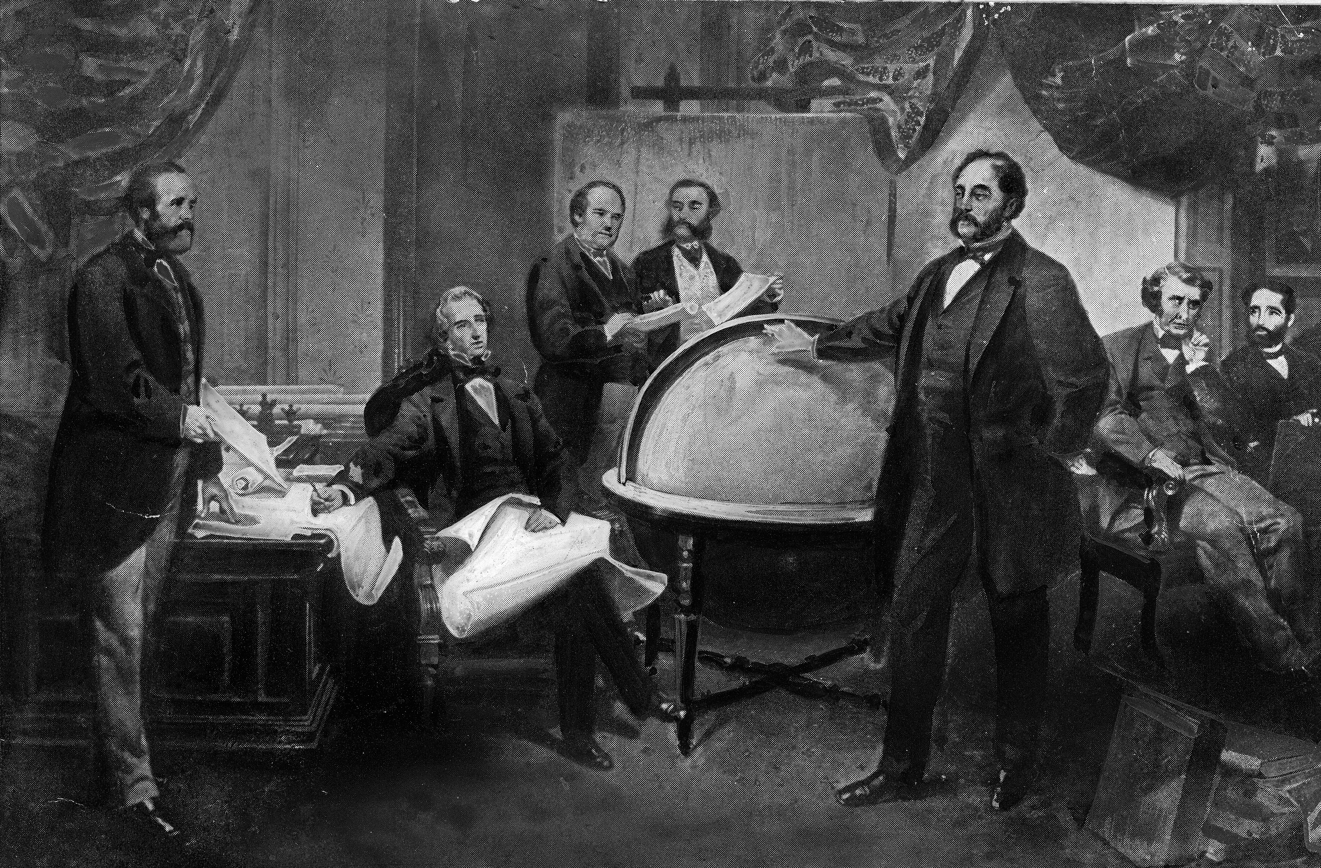 the purchase of alaska The alaska purchase treaty is signed the purchase of alaska in 1867 marked the end of russian efforts to expand trade and settlements to the pacific coast of north america, and became.