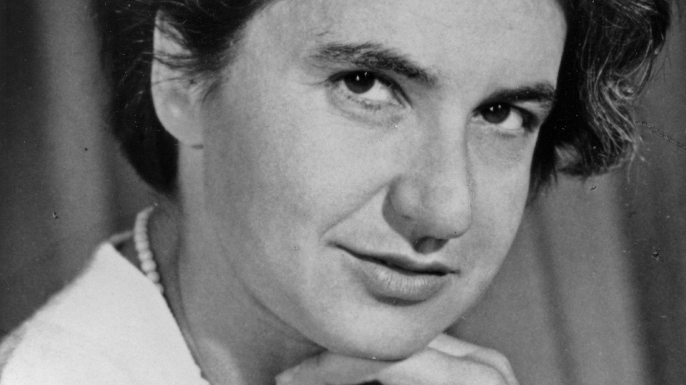 Rosalind Elsie Franklin. (Credit: Universal History Archive/Getty Images)