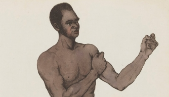 The 18th-Century Black Sports Superstar You've Never Heard Of