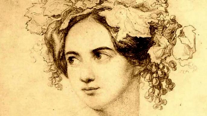 Fanny Mendelssohn Hensel.