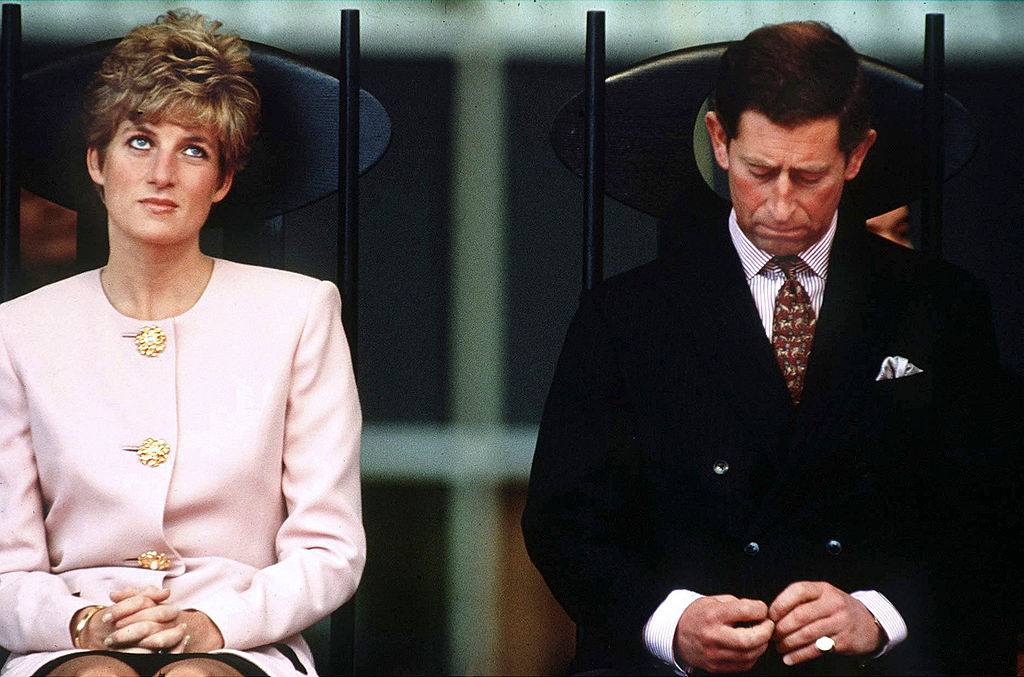 Prince Charles, wife Camilla, arrive in Austria