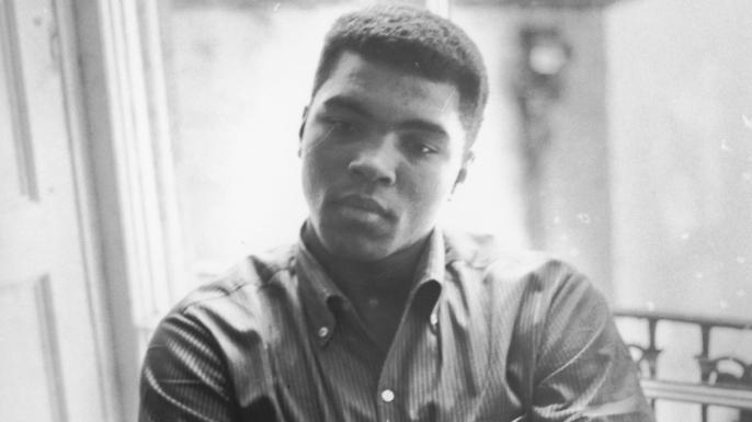 Muhammad Ali, 1966. (