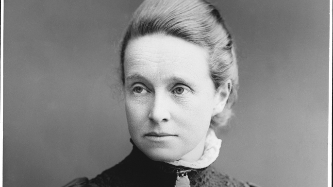 Millicent Fawcett. (Credit: Hulton-Deutsch Collection/Getty Images)