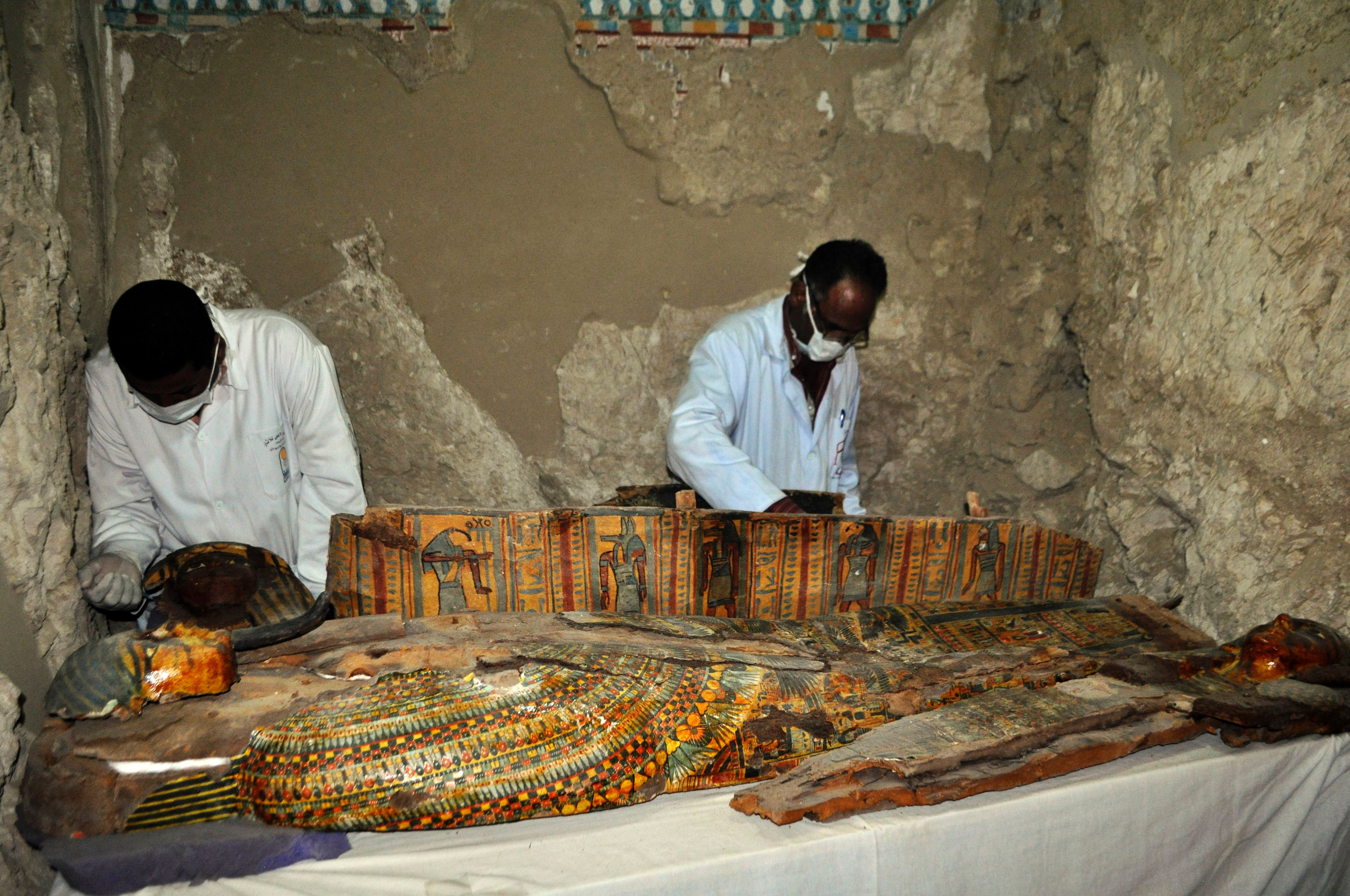 3,500-year-old Mummy Surprise Found in Egypt - History in ...