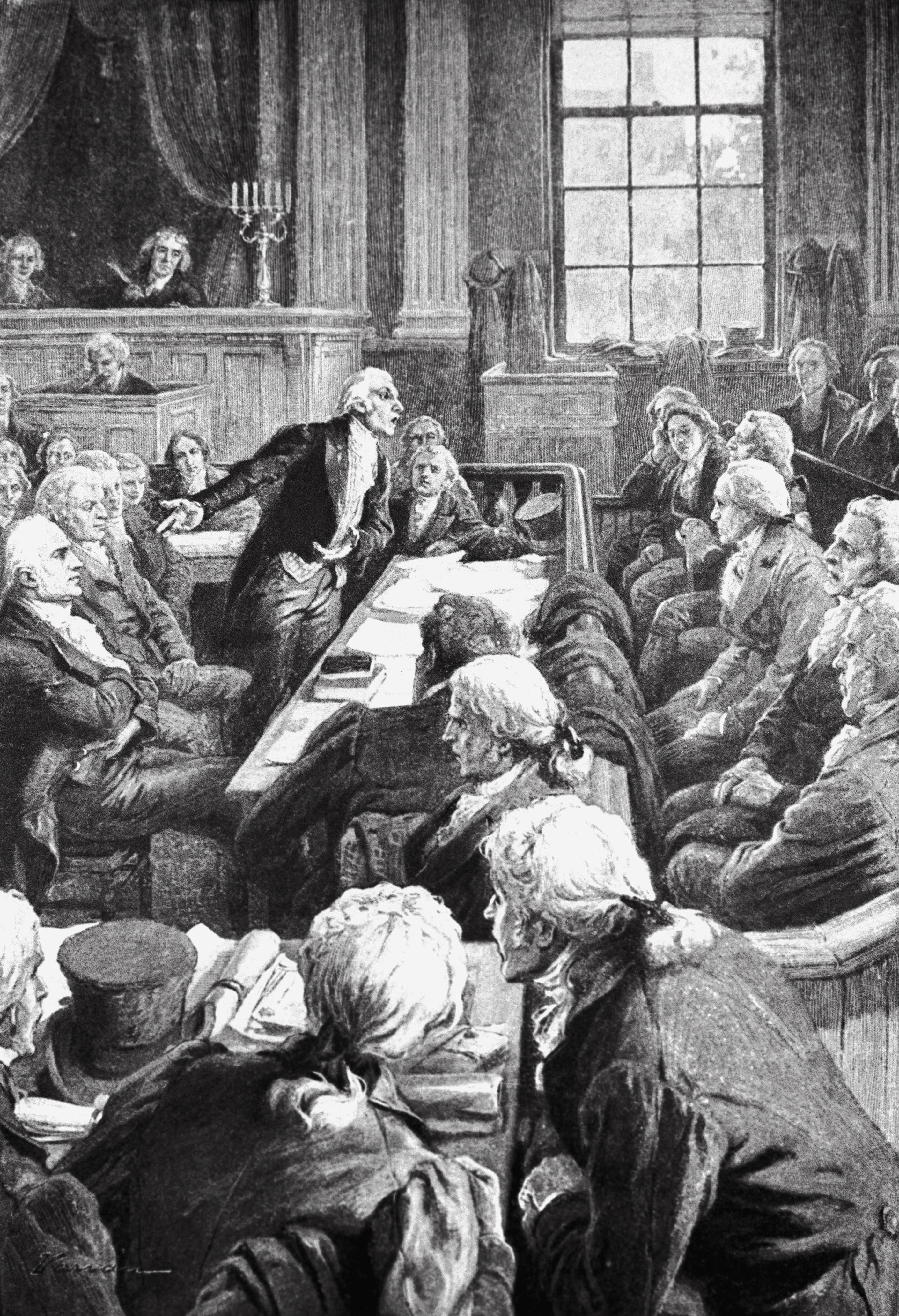 the treason trial of aaron burr essay This is an essay about the treason in the constitution but did so by holding that aaron burr article iii, section 3, clause 1.