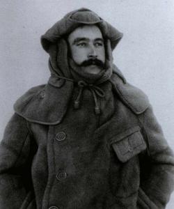 Carsten Egeberg Borchgrevink, 1864 – 1934. (Credit: Antarctic Heritage Trust)