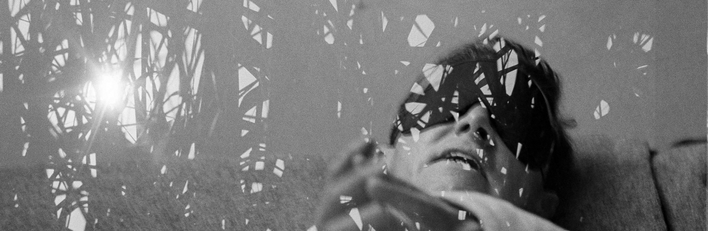 A volunteer undergoing LSD research project at an honor camp in Viejas, California, 1966. (Credit: AP Photo)