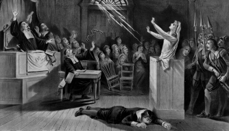 Read the Document That Condemned a Woman to Death in the Salem Witch Trials