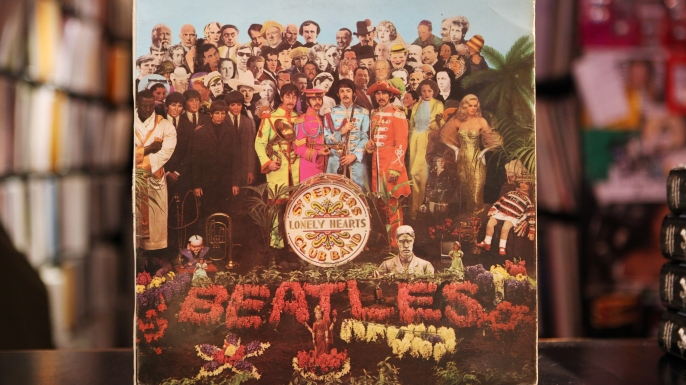 5 Historical Figures Erased From The Sgt Pepper Cover
