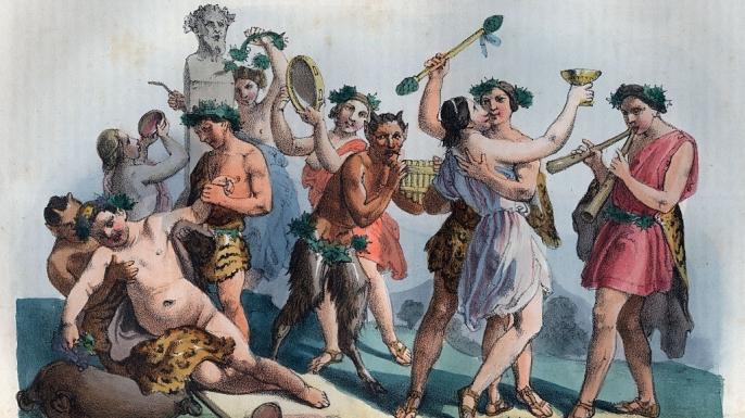 Ancient Rome - Bacchanalia
