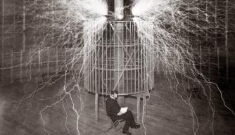 6 Brilliant Tesla Inventions That Never Got Built