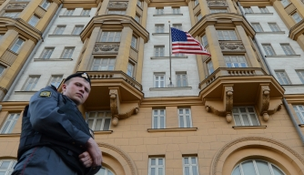 America and Russia Have Been Expelling One Another's Diplomats Since 1986
