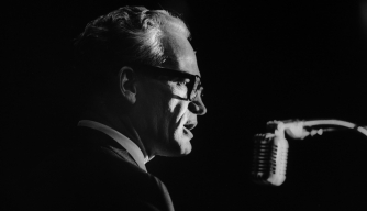 Sen. Barry Goldwater.  (Credit: Donald Uhrbrock/The LIFE Images Collection/Getty Images)