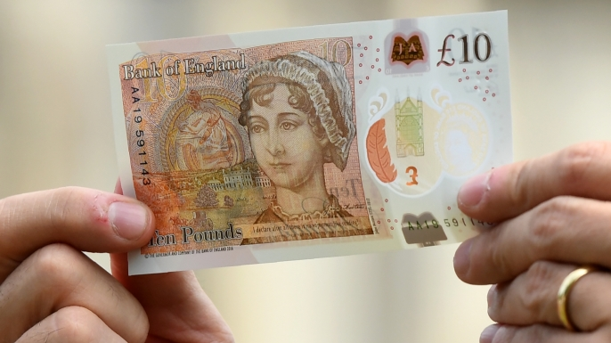 New Bank of England £10 note revealed, watch how it is made