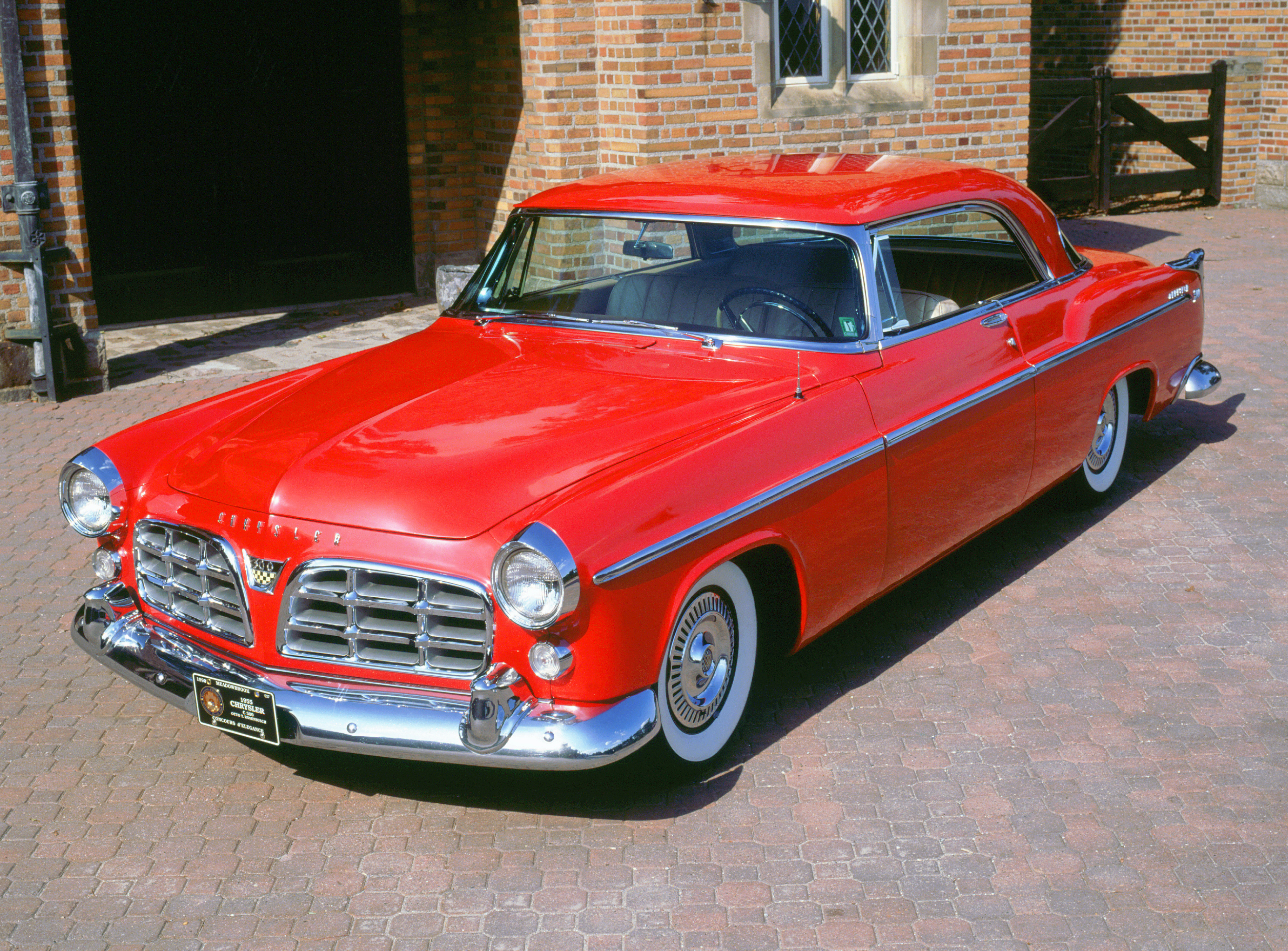 the cars that made america history in the headlines