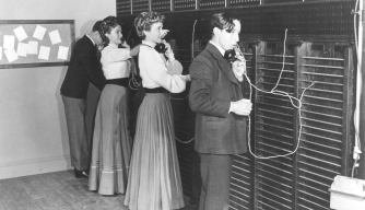 Telephone Operators Used to Be Rude Teenage Boys. Then Alexander Graham Bell Heard This Woman's Voice