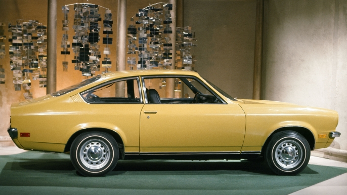 1971 Chevy Vega. (Credit: NBC/NBCU Photo Bank via Getty Images)