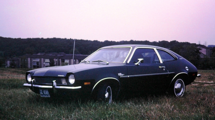 1971 Ford Pinto. (Credit: Joe Haupt/Flickr Commons/CC BY-SA 2.0)